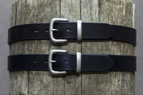 Leather Colt Belt 37mm