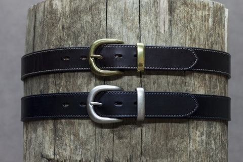 Leather Saddler Belt 35mm