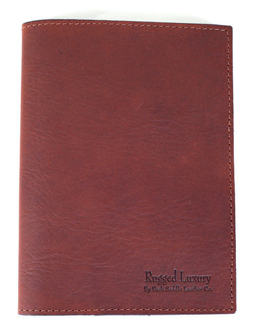 Leather A5 Notepad Folder