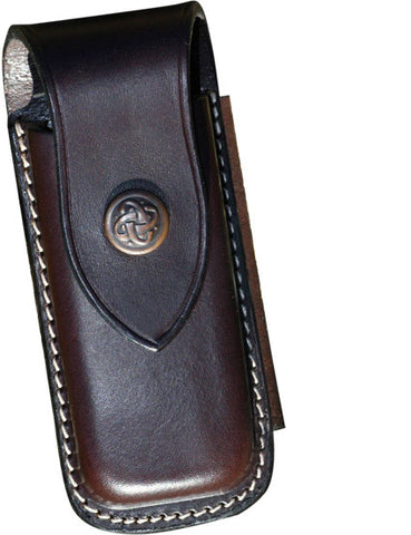 Leather Leatherman Small Knife Pouch