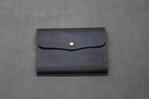 Leather A5 Bookeeper