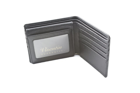 Kangaroo Leather Wallet- Credit Card & Licence