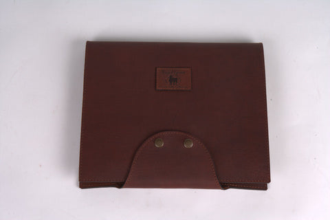 Leather Truck Logbook Cover