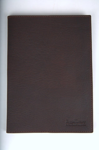 Leather A4 Notepad Folder