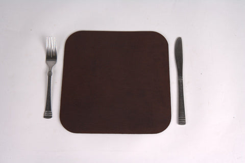 Leather Placemat Small (8 pieces)