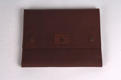 Leather Bookkeeper