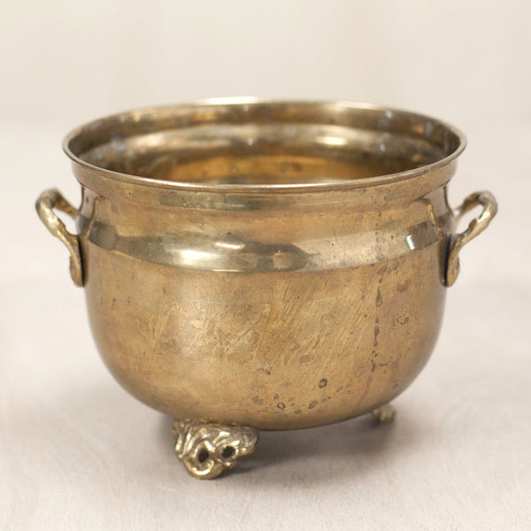 Vintage Brass Vessel No. 2.