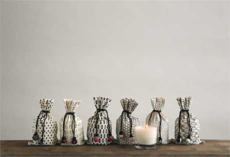 Flaire Glass Candles