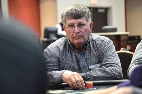 Mark Martin took his trip to the winner's circle in October 2014 when he won the RG Main Event in Quapaw. That title was worth over $36,000 to Martin, who has five RG Main Event cashes to his name. Martin finished 12th the last time RG visited Tulsa and is in the field ready to make another sizable trip to the payout cage.