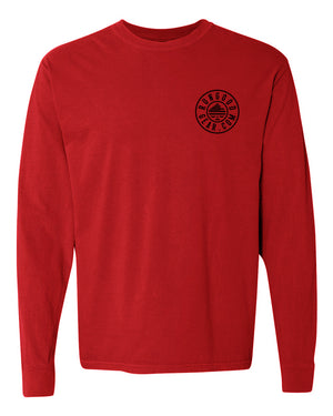 RUNGOOD Four Suits Red Long Sleeve