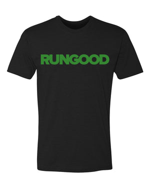 RUNGOOD Classic Black and Green
