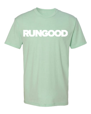 RUNGOOD Classic Mint Green and White
