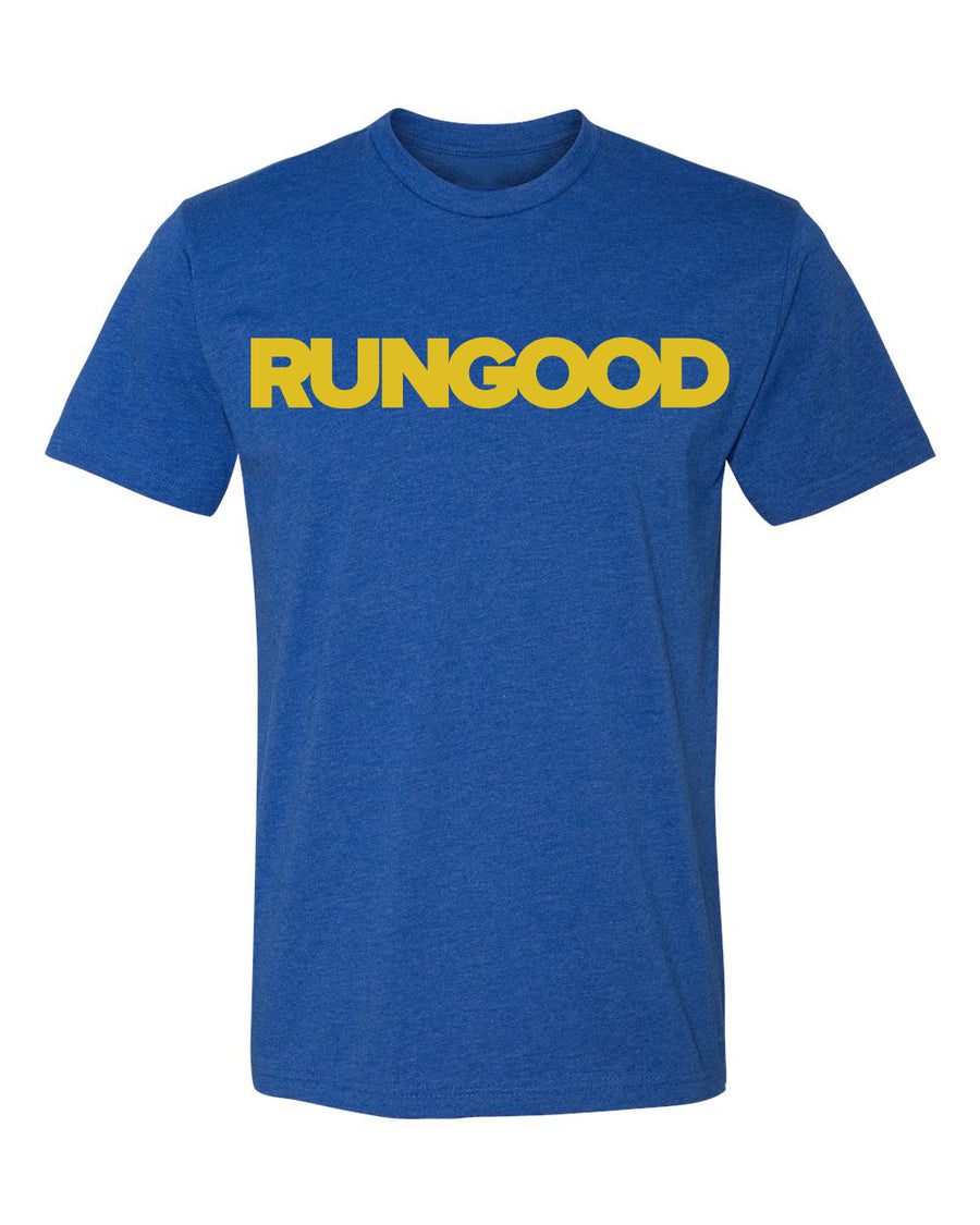 RUNGOOD Classic Royal Blue and Yellow