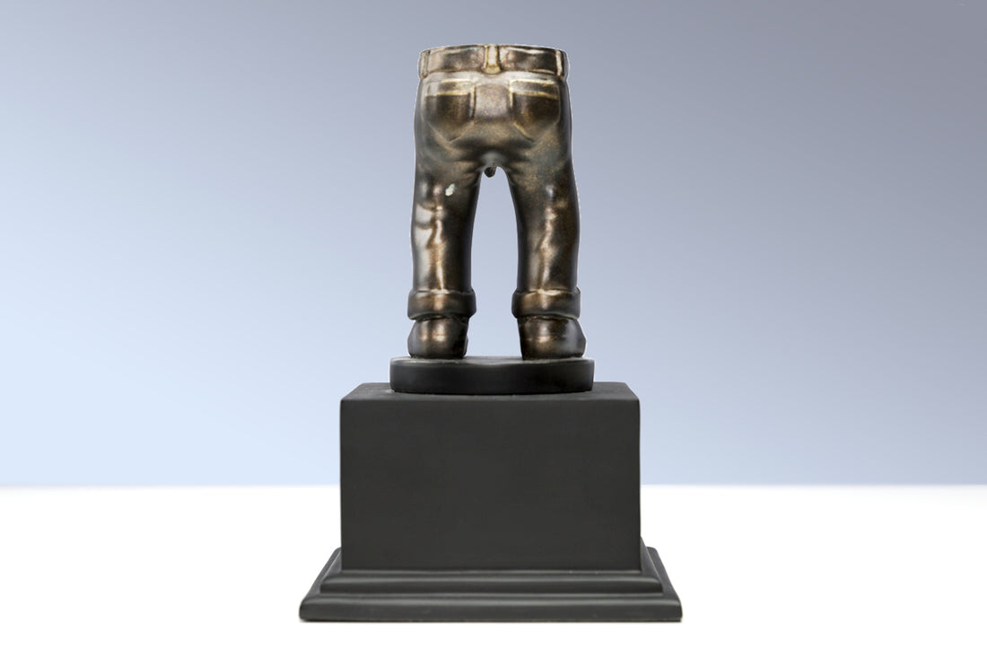 Fantasy Football Loser Trophy: 'Dick Downey'