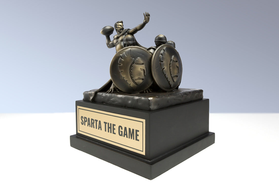 Fantasy Football Trophy: 'Sparta the Game'