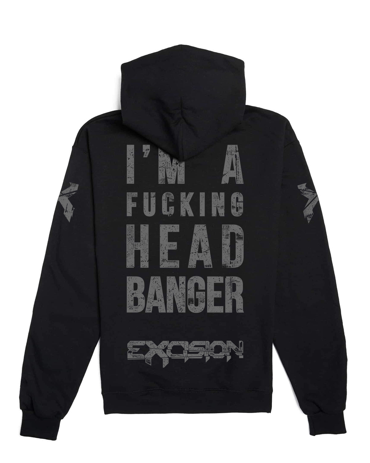 Apex Tour 2019 Limited Edition Reflective Headbanger Hoodie (PreOrder!: ships 02/15)