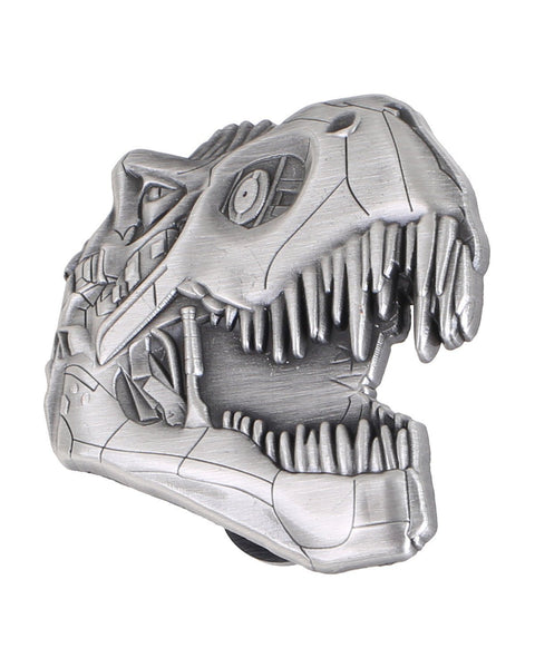 Excision 'Shambhala Rex' Pin - Silver