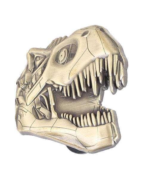 Excision 'Shambhala Rex' Pin - Antique Gold