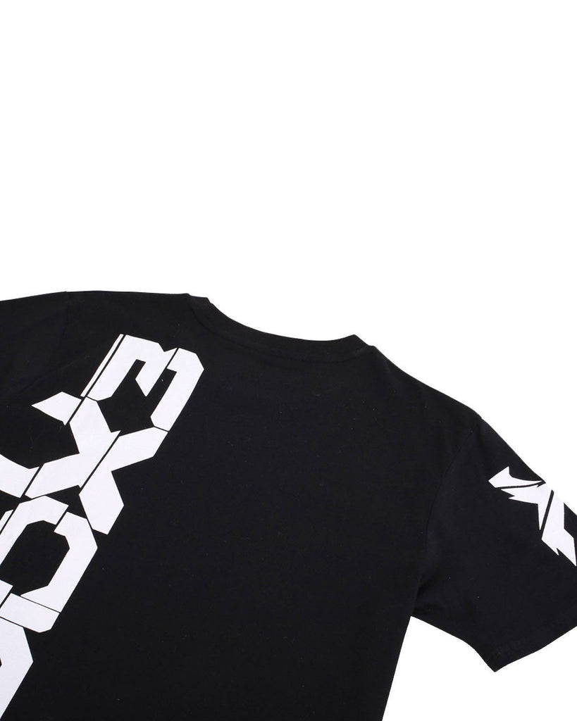 Excision 'Side Rex' Unisex T-Shirt - Black