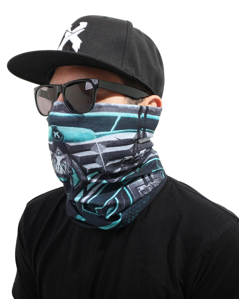 Excision 'Rex Brace' Multi-Functional Face Mask