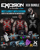 Excision 2017 Tour Featuring The Paradox - Raleigh, NC 02/08