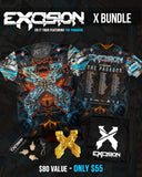 Excision 2017 Tour Featuring The Paradox - Los Angeles, CA 01/27