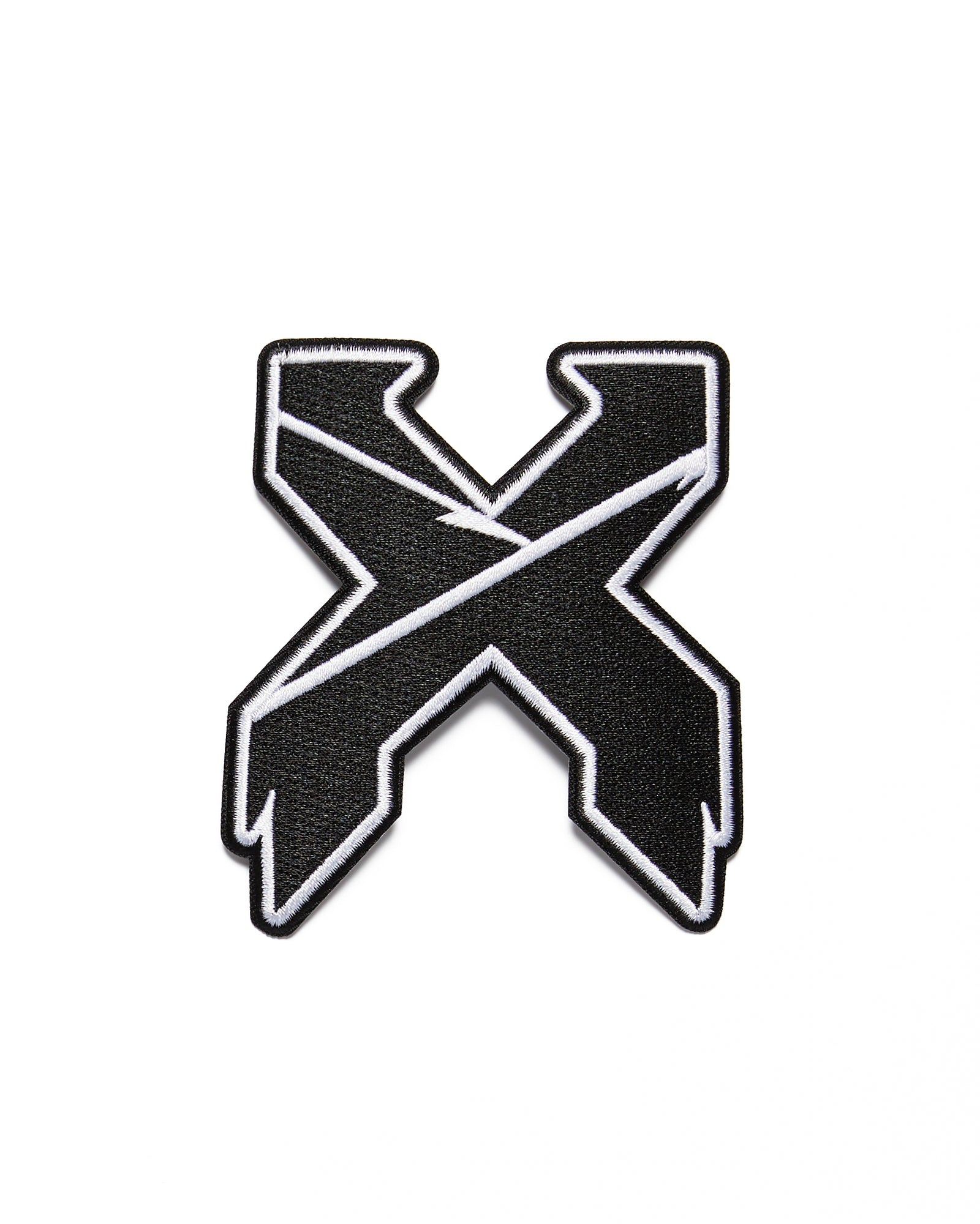 "Excision 'Sliced' Logo Patch - 4"" x 3.5"""