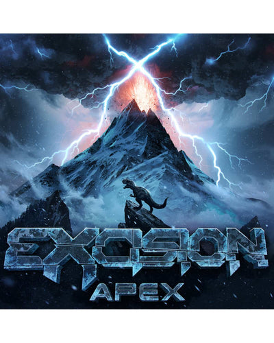 Excision 'APEX' Full Album (MP3 Digital Download)