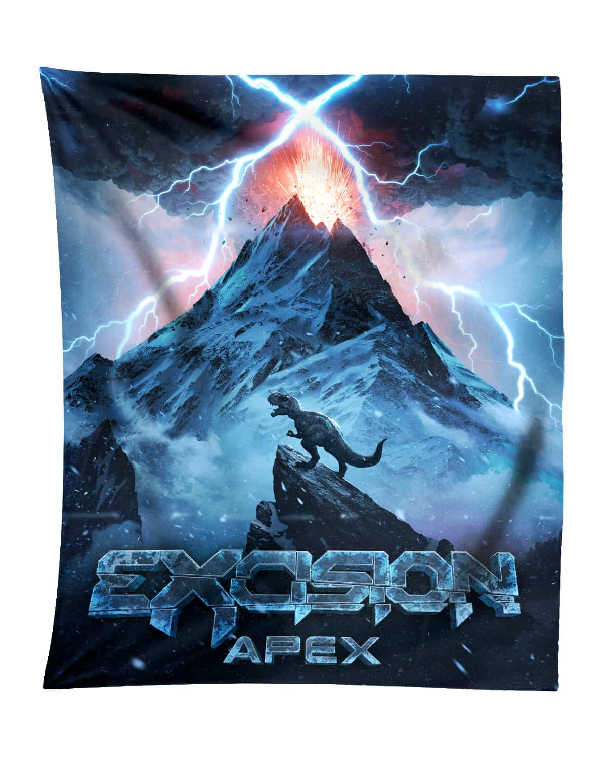 Excision 'APEX' Tapestry