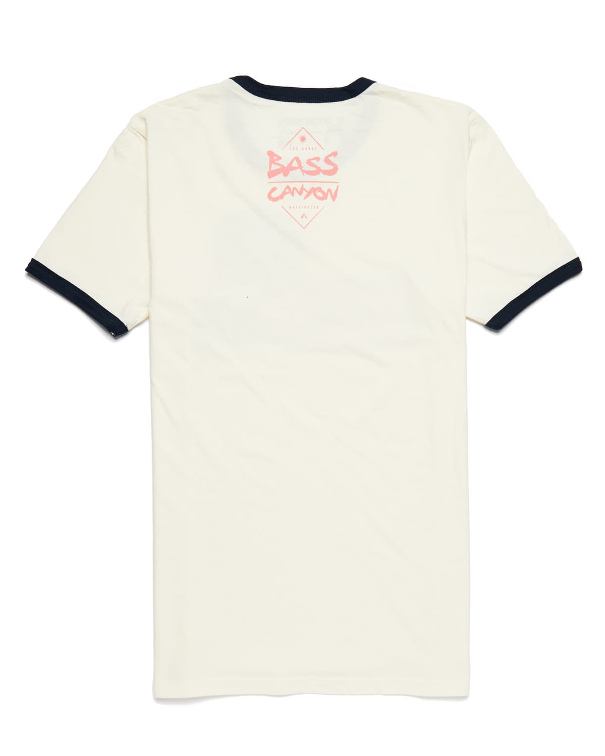 Bass Canyon Retro Summer Camp Tee