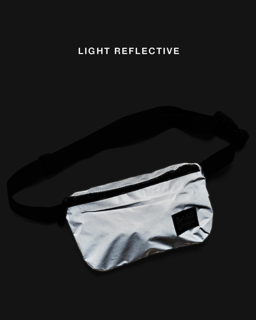 Bass Canyon '3M Reflective' Sling bag