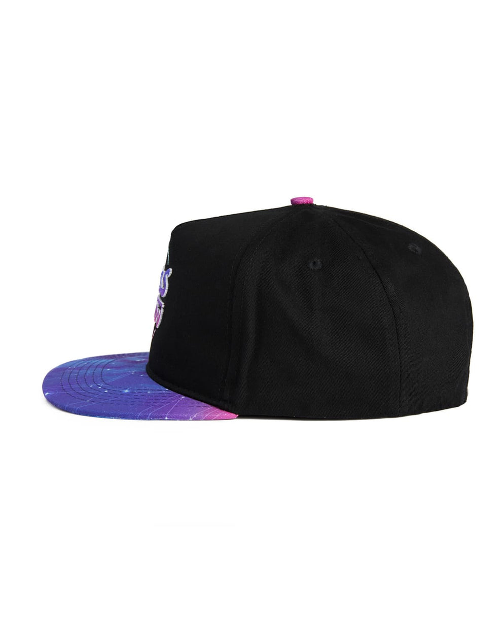 Bass Canyon 'Constellations' Snapback - Black/Purple