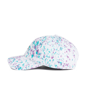 Bass Canyon Dad Hat - Tie Dye Splatter