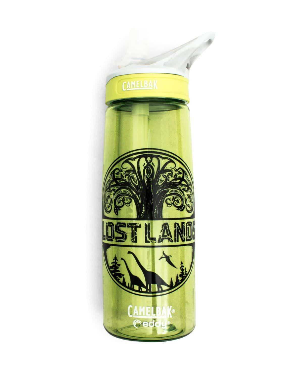 CamelBak eddy® x Lost Lands Water Bottle - Limeade