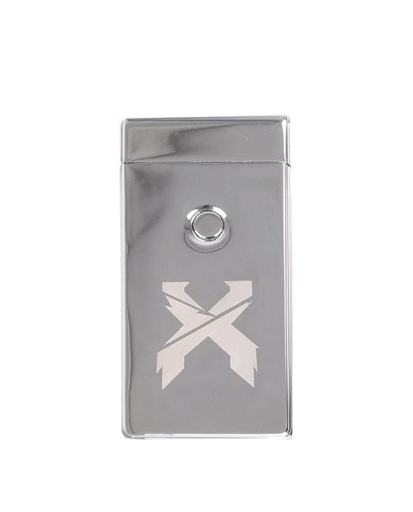 Excision X Flame Lighter - Chrome