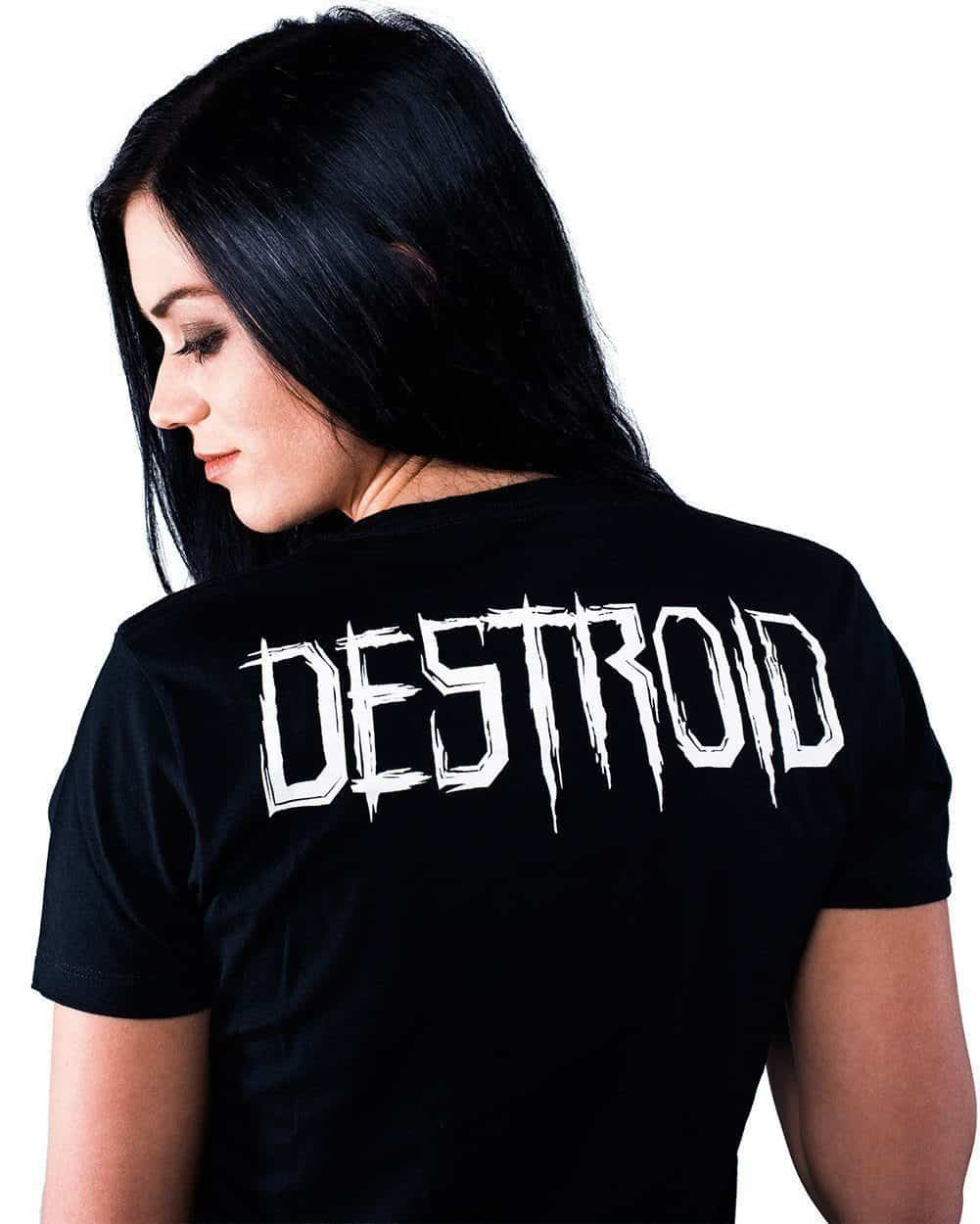 Destroid Girls Logo T-Shirt