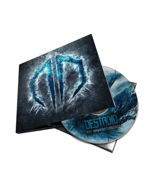 Destroid Invasion Remixes CD