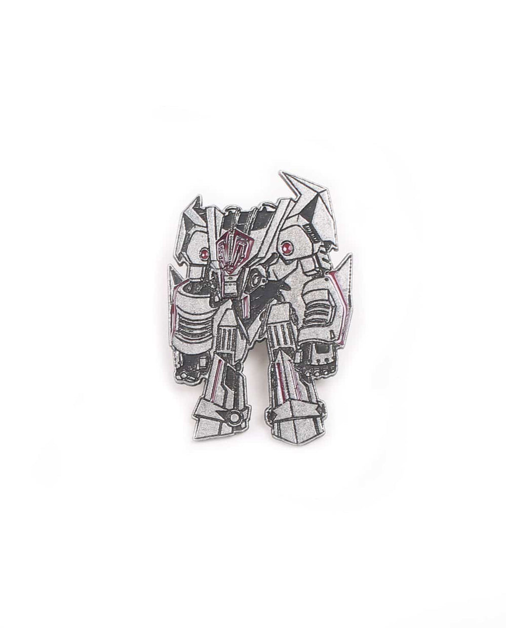 Destroid 'Robot' Hat Pin