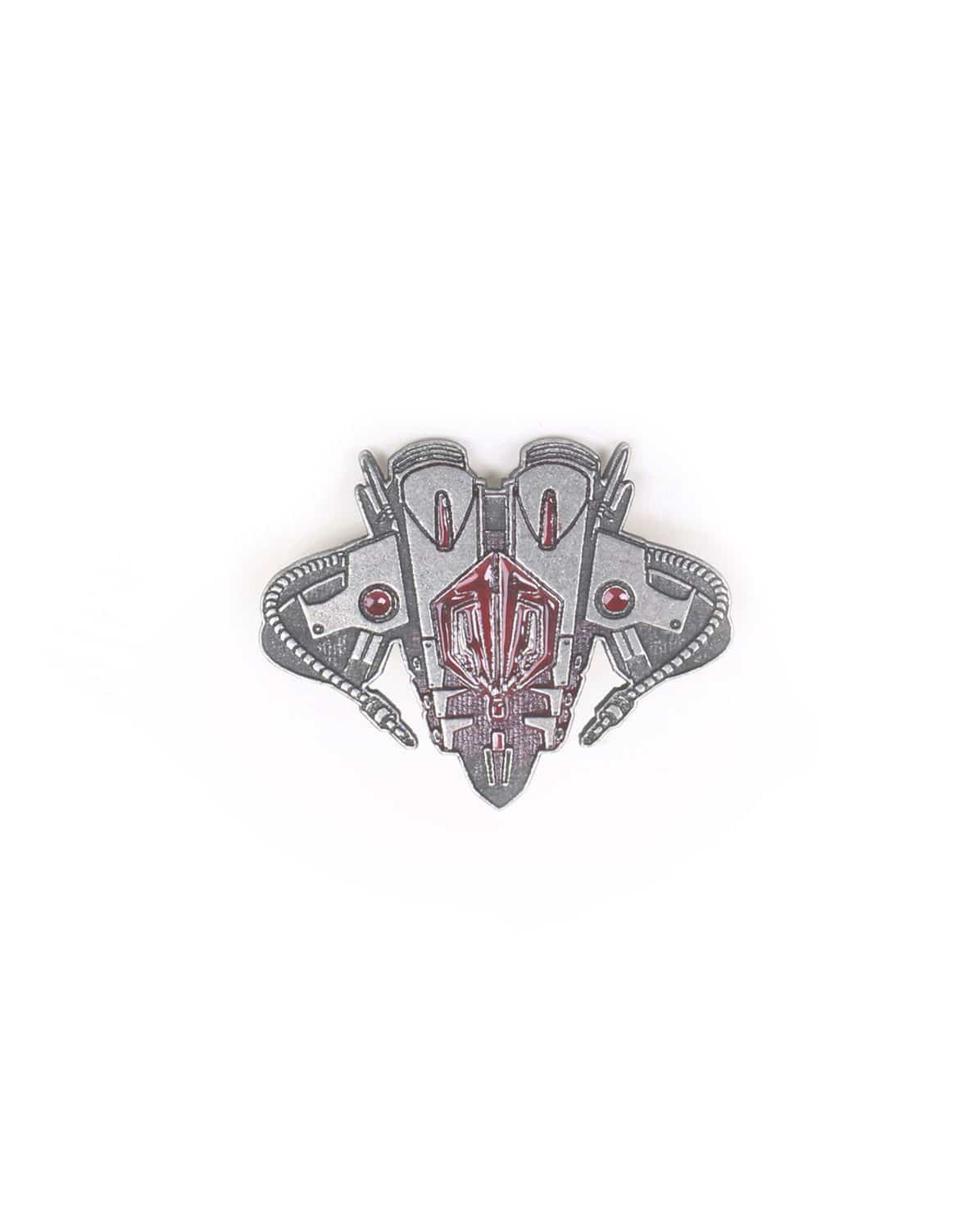 Destroid 'Ship' Hat Pin