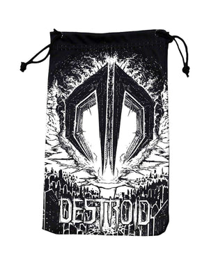 Destroid Ship Sunglass/ Stash Pouch