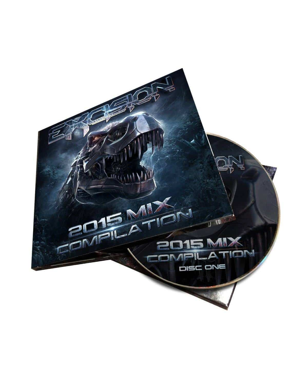 Excision 2015 Mix Compilation CD