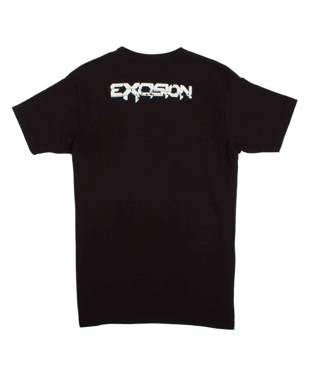 Excision 'Bass Battle' Unisex T-Shirt - Purple