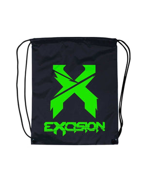 Excision Drawstring Bag