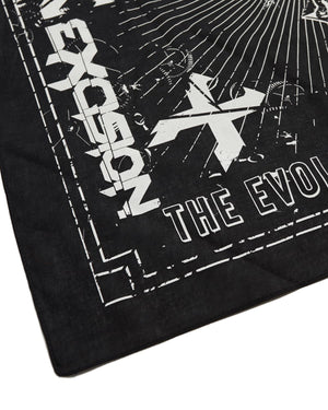 Evolution Tour Bandana - Black