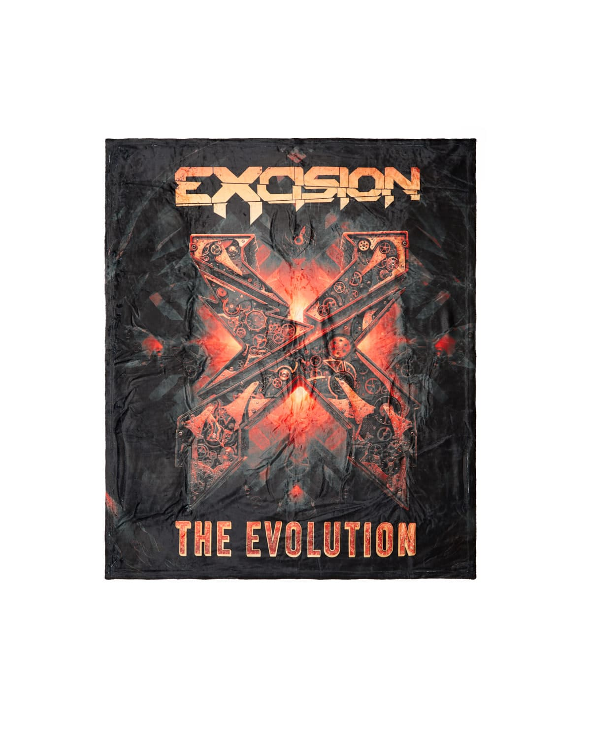Evolution Tour Blanket - Red