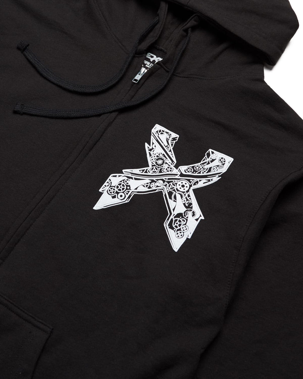 Evolution Tour Zip Hoodie - Black