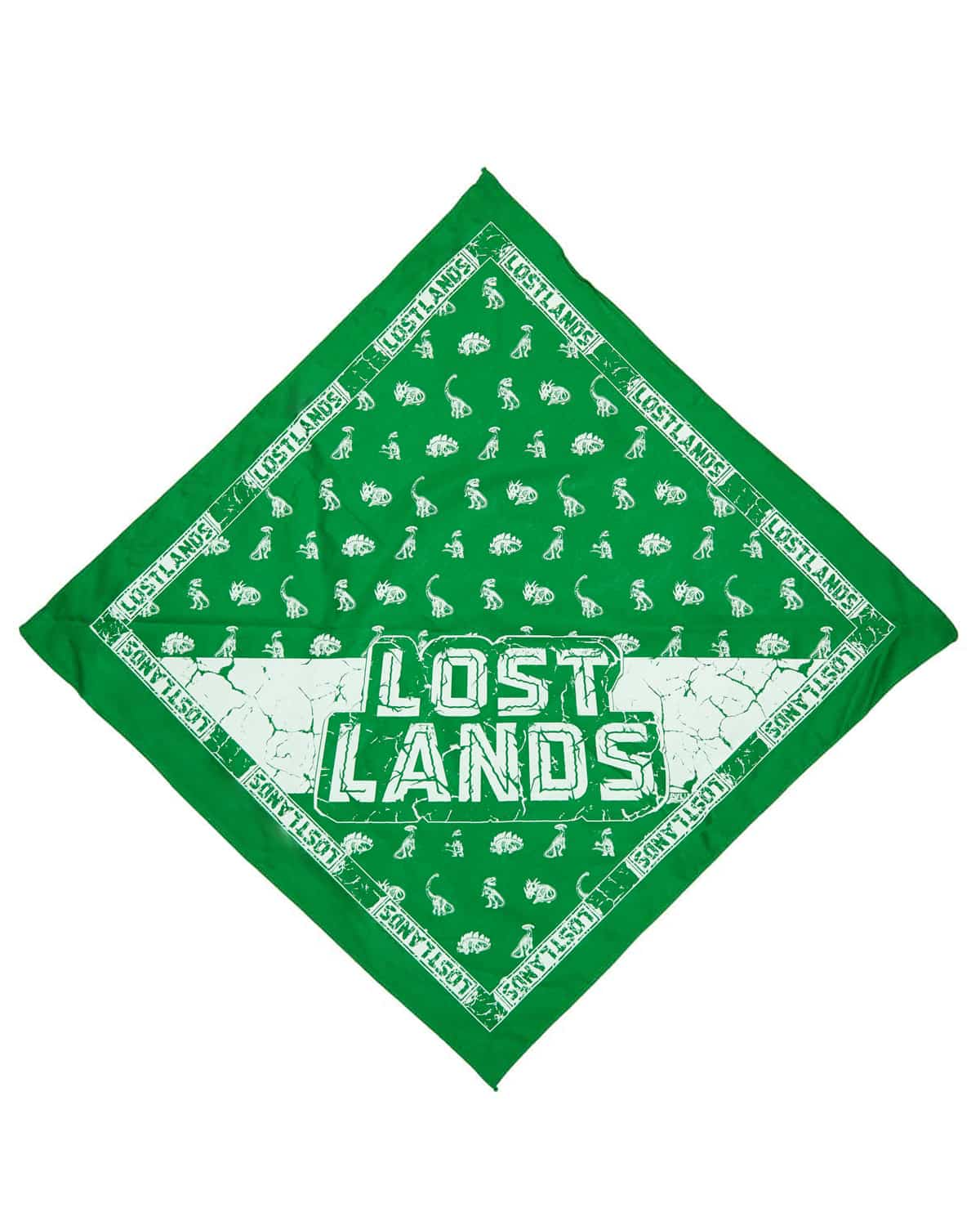 Lost Lands 2018 'Fossils' Bandana