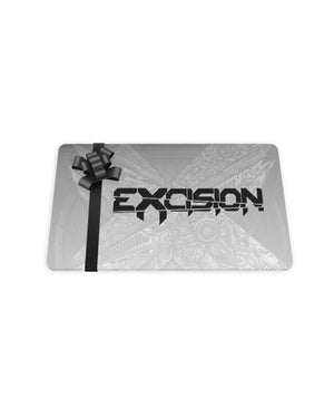 Excision Gift Card