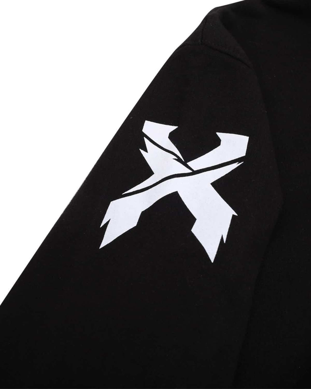 Excision 'Headbanger' Unisex Zip-Up Hoodie