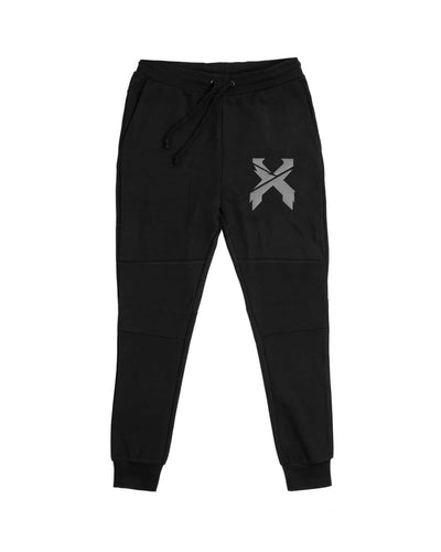 Excision Reflective Joggers - Black/Black